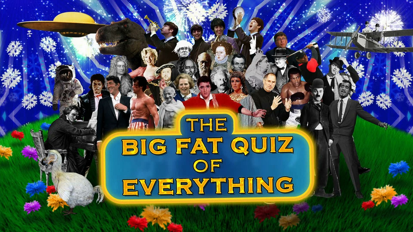 Image result for the big fat quiz