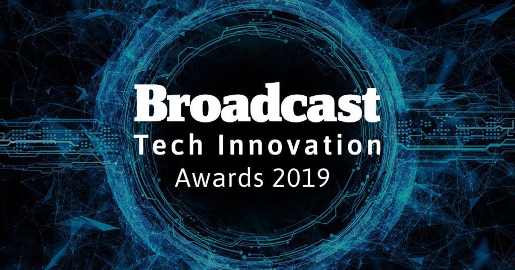 Broadcast Tech Innovation Award Nominations Announced!