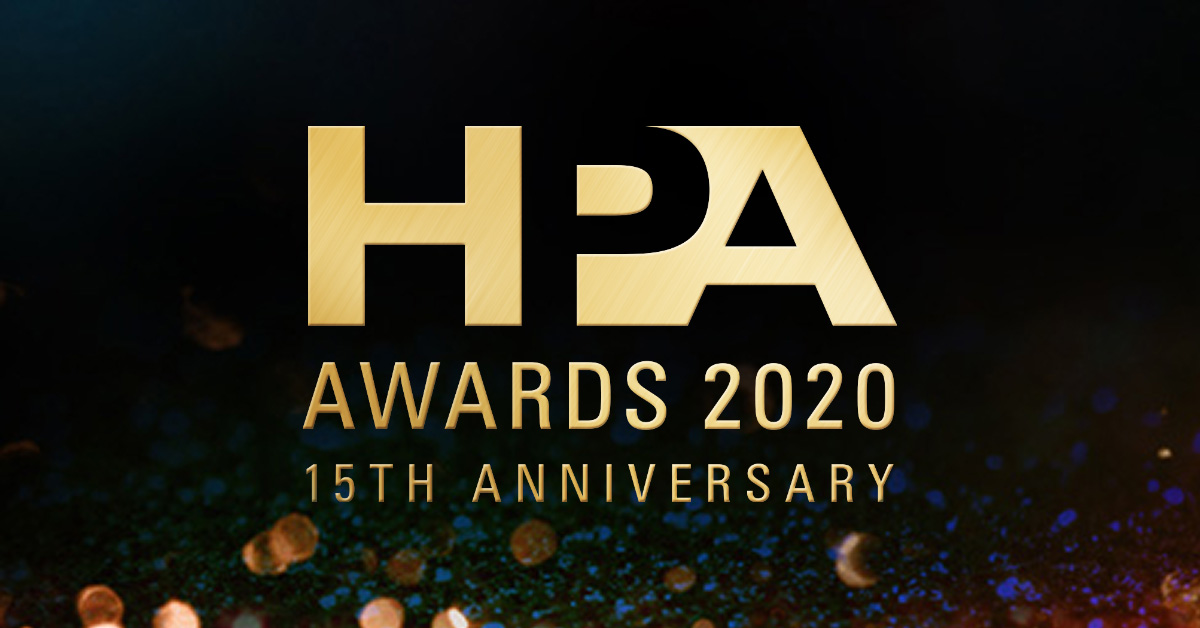 HPA Awards 2020 nominations announced!